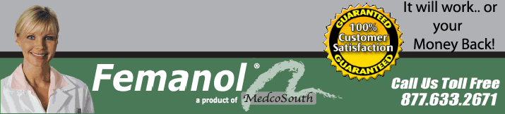 Femanol for Vaginal Odor, Bacterial Vaginosis